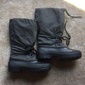 Sorel rain snow boots